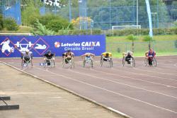 Circuito Loterias Caixa Brasil Paraolímpico de Atletismo, Halterofilismo e Natação - 2012