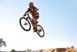 TREINOS No Sol Bike Park 10/03/12