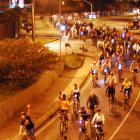 1ª Parte - Pedal Noturno 21/08 + de 400 ciclistas