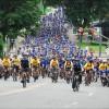 2ª parte - Passeio Ciclístico Curitiba 321 Anos