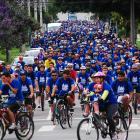 Passeio Ciclístico Curitiba 322 Anos