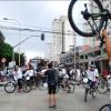 Ghost Bike MARI KAKAWA - Av. Sete de Setembro / João Negrão / Av. Getúlio Vargas.