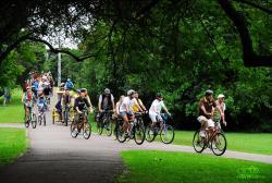 Bici-Rio - Parque Guairacá.