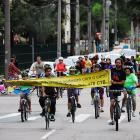 10 anos de Bicicletada de Curitiba