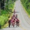 3º Cicloturismo das Penélopes em Vila da Glória - SC - 13/04/2019