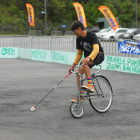 2ª parte - Bike Polo na Feira Mundo Bike 2019 - Expo Barigui.