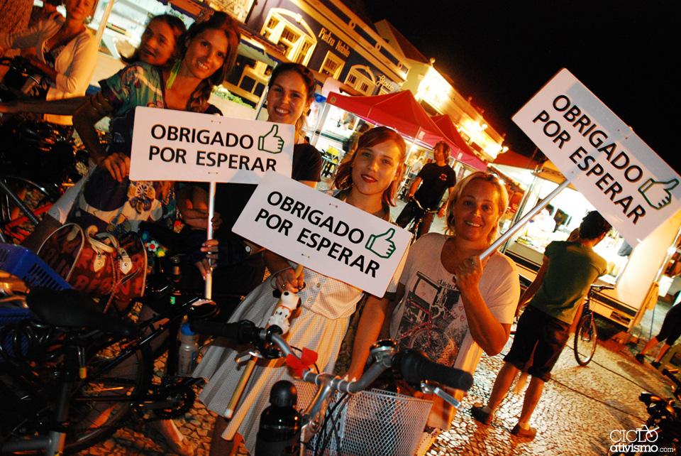 """""""Saia de Bike"""" Bicicletada do Dia Internacional da Mulher"""