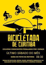 0002 Bicicletada Curitiba